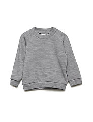 Sweater Woolterry Baby - GREYMELANGE