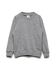 Sweater Woolterry - GREYMELANGE