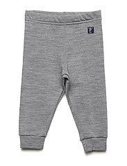 Long Johns Woolterry Baby - GREYMELANGE