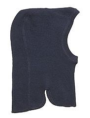 Balaclava Wool Solid Baby - DARK SAPPHIRE