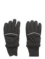 Glove Solid - BLACK