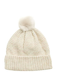 Cap Knitted Solid School - OYSTER GRAY
