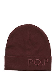 Cap w.Patch Preschool - TAWNY PORT