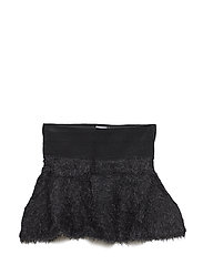 Skirt Knitted Pre-School - BLACK