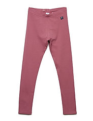 Leggings Solid School - ROSE WINE