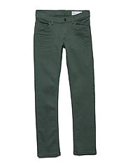 Trousers Solid School - GARDEN TOPIARY