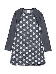 Dress Long Sleeve Wool Solid PreSchool