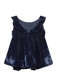 Dress solid Baby - COLONIAL BLUE