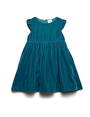 Dress solid Preschool - COLONIAL BLUE