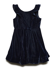 Dress solid Preschool - DARK SAPPHIRE