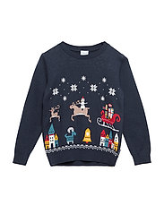 Sweater Knitted Pre-school
