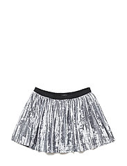 Skirt Pleated Preschool - SILVER