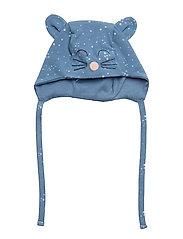Cap Solid Newborn - CORONET BLUE