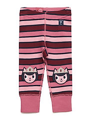 Long Johns Striped Baby - ROSE WINE