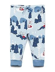 Trousers Newborn - CELESTIAL BLUE