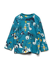Top Long Sleeve Baby - COLONIAL BLUE