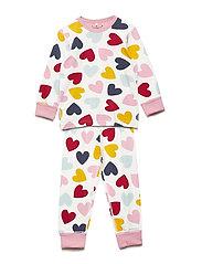 Pyjamas - SEA PINK