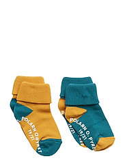 Sock 2-Pack Solid Baby