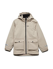 Shell Jacket - SIMPLY TAUPE