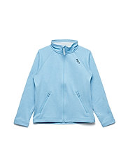 Stretch Fleece Jacket - ALASKAN BLUE