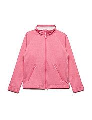 Stretch Fleece Jacket - FANDANGO PINK