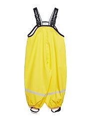 Waterproof Rain Trousers - MAIZE