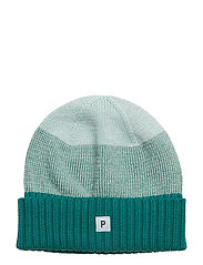 Reflective Hat with Turn-Up - ANTIQUE GREEN