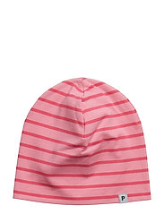 Striped Hat - SACHET PINK