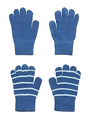 Knitted Magic Gloves in Pack of 2 - DELFT