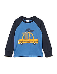 T-shirt Long Sleeve applique  Preschool