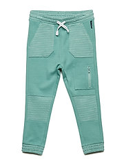 Sweatpants Jersey Solid Preschool - MALACHITE GREEN