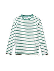 T-shirt Long Sleeve stripe School