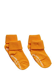 Sock 2-Pack Solid Preschool - ICELAND POPPY