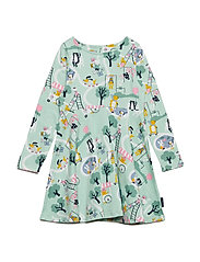 Dress Jersey Preschool - MALACHITE GREEN