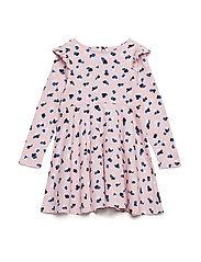 Dress Jersey Preschool - ALMOND BLOSSOM