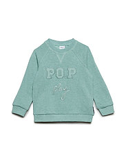 Sweater Long Sleeve  Preschool - MALACHITE GREEN