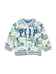 Sweater with print Baby - SNOW WHITE