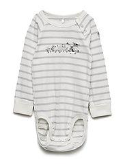 Body Emroidery Baby - SNOW WHITE