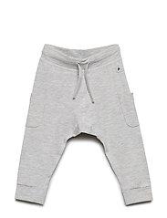 Trousers w pockets Baby - GREYMELANGE