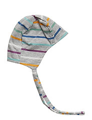Helmet PO.P Stripe Baby - GREYMELANGE