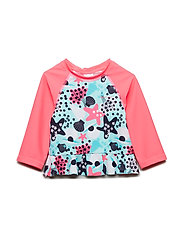 Swimwear Top l/s UPF Baby - FANDANGO PINK