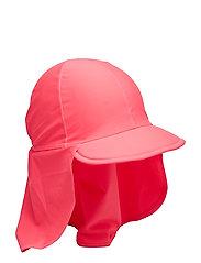 UPF 50 CAP Solid School - FANDANGO PINK
