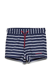 Swimwear Pants Stripe PreSchool - DARK SAPPHIRE
