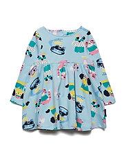 Dress Jersey Preschool - COOL BLUE
