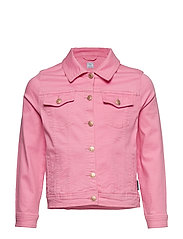 Jacket twill School - SACHET PINK
