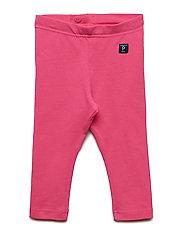 Leggings Solid Preschool - FANDANGO PINK