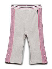 Trousers jersey Solid Preschool - ECRU MELANGE