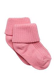 Sock Solid Baby - SACHET PINK