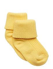 Sock Solid Baby - SNAPDRAGON