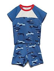 Pyjamas S/S AOP Preschool - DELFT